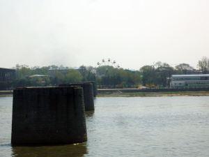 Dandong pont de l'Amitié sino-coréen