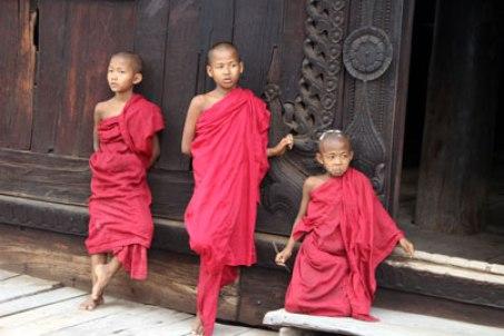 bouddhisme birmanie