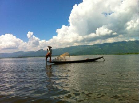 Pecheurs-Inle-birmanie